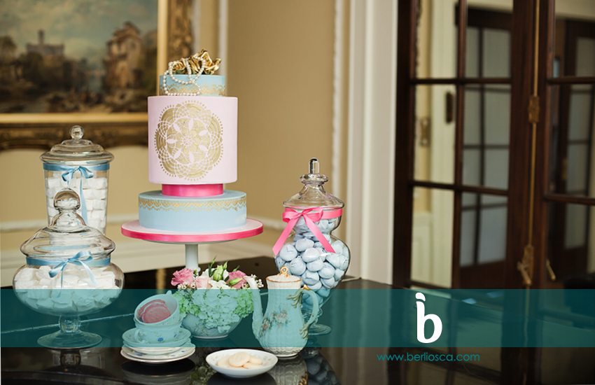 blue and pink with gold damask1