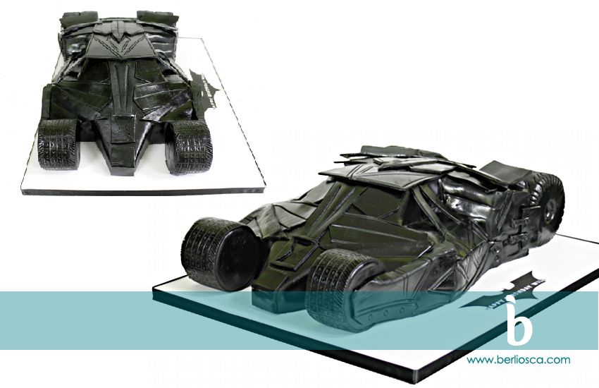 batmobile tumbler II